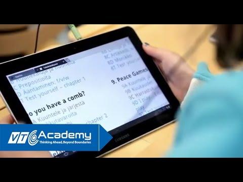 Ứng dụng công nghệ điện thoại vào giảng dạy trong