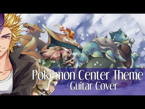 Pokémon Center Theme【Dysergy】【Guitar Cover】