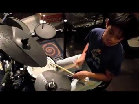 Paolo @ Drums - One Thing by One Direction