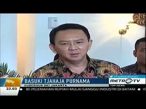 Berita Terbaru Hari Ini 24 Juli 2015 - AHOK Potong Tunjangan dan Pemecatan Bagi Pegawai Yang Bolos