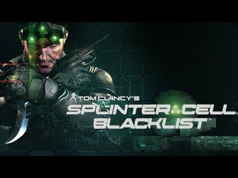 Первые скриншоты и видео демонстрация нового Splinter Cell: Blacklist