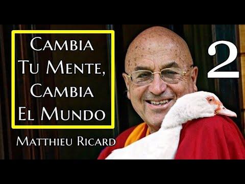 Dalai Lama Matthieu Ricard 2 Cambia La Educación Cambia El Mundo SubEsp