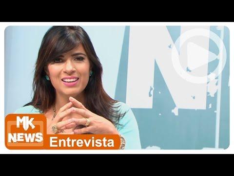 Fernanda Brum - Entrevista News MK Music - (News)