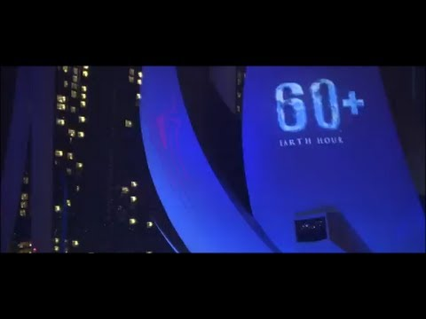 Earth Hour 2014 Spider-Man Global Highlights