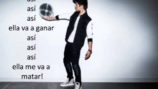 """Letra En Español De """"minha Mina Ta Loca"""" Matt Hunter"""