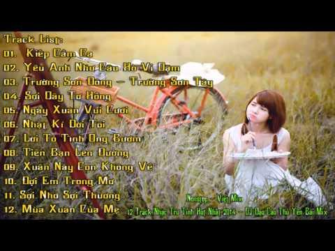 Những Ca Khúc Nhạc Trữ Tình Remix Hay Nhất 2014 Nonstop - Việt Mix - 12 Track Nhạc Trữ Tình Hot Nhất