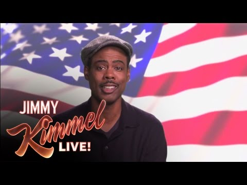 Chris Rock - Message for White Voters