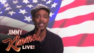 Chris Rock: Message for White Voters