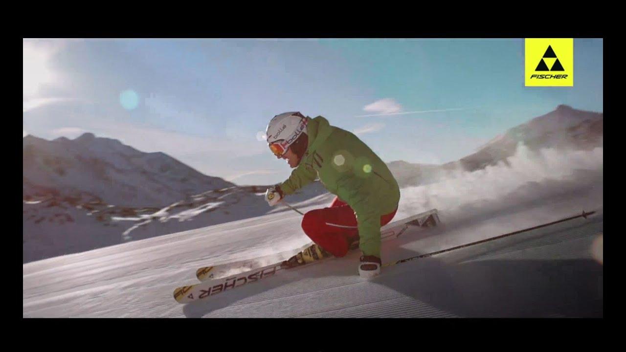 Видео: Презентация горных лыж Fischer