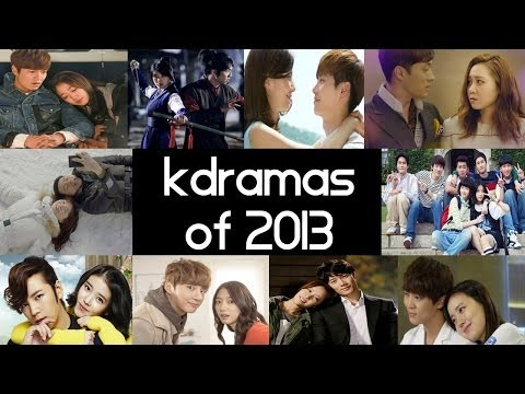Top 10 Best 2013 Korean Dramas GIVEAWAY! - Top 5 Fridays