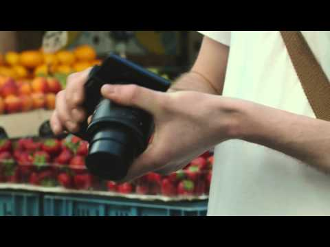 Sony QX Smartphone Attachable Lens Cameras