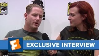 COREY TAYLOR  Comic-Con 2013 Interview