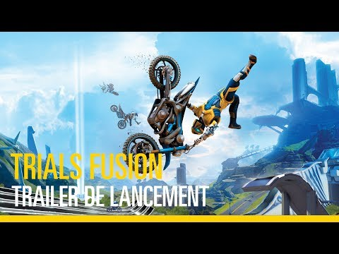 Trials Fusion - Trailer de lancement !