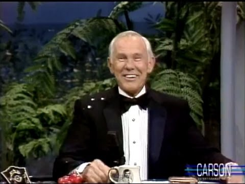 Johnny Carson's Hilarious New Year's Eve Celebration, Tonight Show 1987