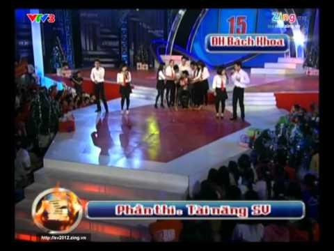 SV 2012 - Tài Năng Sinh Viên ĐH Bách Khoa Hà Nội - Vòng 1 - Tuần 1
