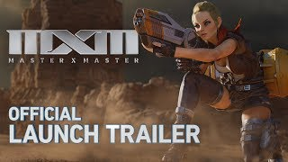 Master X Master - Launch Trailer