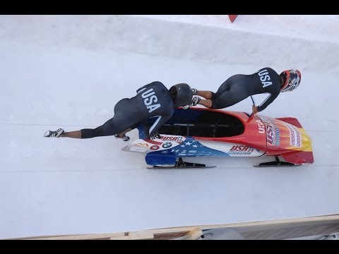 Women's Bobsled and Men's Four-Man Selection Race, Park City, October 25