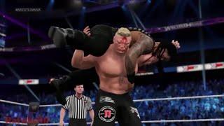 WWE 2K15 [SIMULATION] - WRESTLEMANIA 31 Full Highlights[HD]