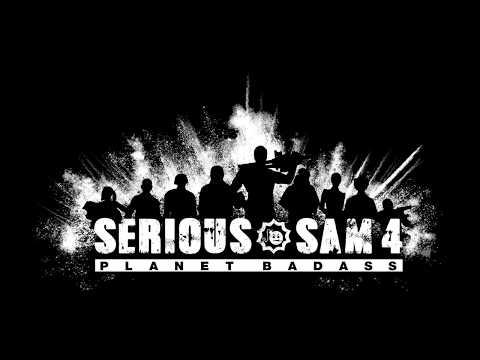 Serious Sam 4 Teaser Trailer