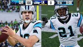 Madden 15 Ultimate Team Gameplay 100 POINTS SCORED! Otto