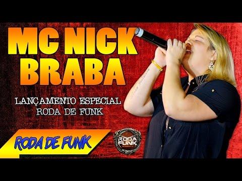 MC Nick Braba :: Lançamento Especial Ao vivo na Roda de Funk ::