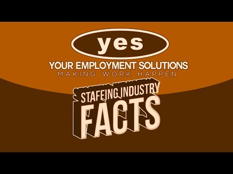 Staffing Industry Facts   Job Flexibility