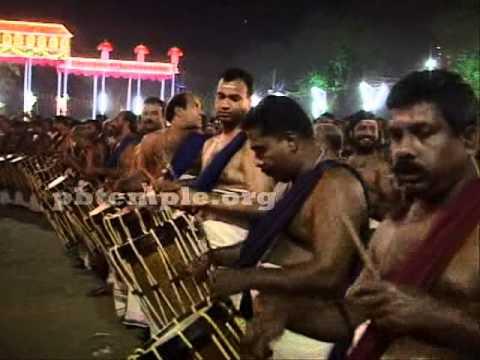 Pallathamkulangara Thalappoli Pandi Melam