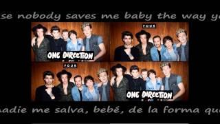 Fireproof One Direction [ Letra En Ingles Y Español