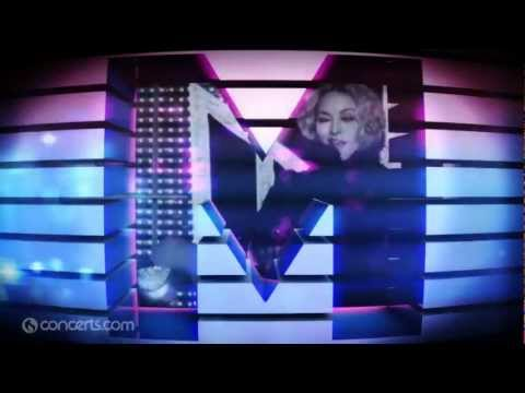 Madonna - MDNA World Tour 2012 (Official Teaser)