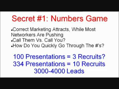 Network Marketing MLM Lead Generation Tips and Strategies