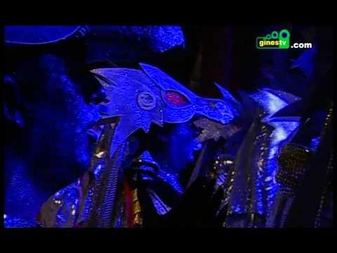 El guardián del tesoro. Carnaval de Gines 2014 (Gran Final)