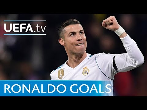 Ballon d'Or winner: Watch all of Cristiano Ronaldo's European goals