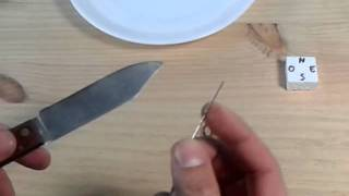 Como hacerr una brújula
