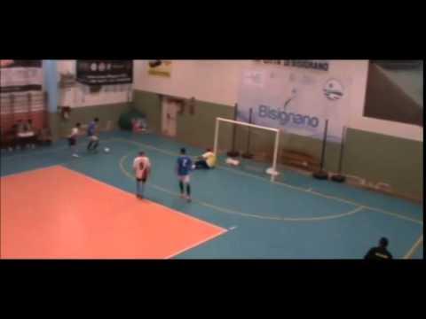 Serie C2A, Bisignano - Real Luzzese 7-3 (21/02/15)
