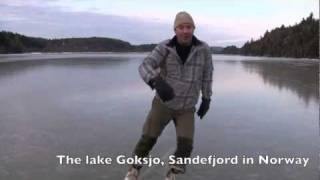 Norwegian Jackass on Thin Ice