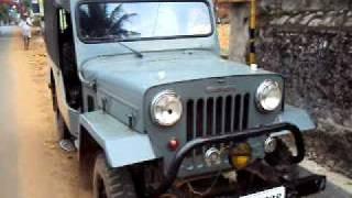 Mahindra commander(1962)