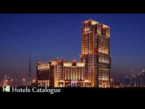 Marriott Hotel Al Jaddaf, Dubai Hotel Tour - 5-Star Hotels in Downtown Dubai