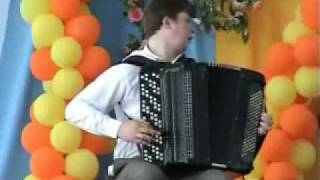 Extreme Accordion Skills: Vivaldi