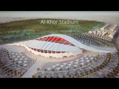 Qatar 2022's First Five Stadiums of Qatar FIFA World Cup 2022