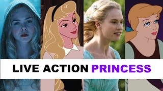 Maleficent Elle Fanning, Into The Woods Anna Kendrick