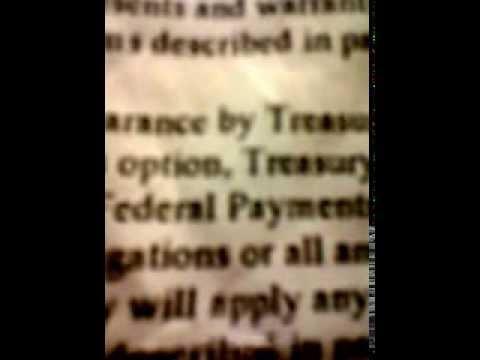 US Treasury offsets refund, breaks agreement