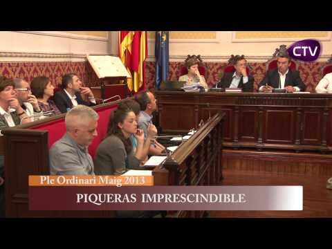 PIQUERAS CONTINUA AL CAPDAVANT DE LA REGIDORIA DE FALLES