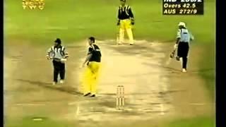 Sachin Tendulkar Vs Shane Warne 2 (1998 Sharjah