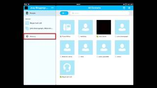 How To Delete Messages On Skype IPad