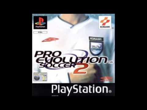 Pro Evolution Soccer 2 Soundtrack - Goal Replay & Cup Winners Theme