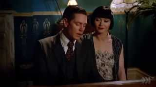 Phryne And Jack Sing Let's Misbehave Miss Fisher's