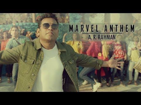 Marvel Anthem - Tamil - A.R.Rahman