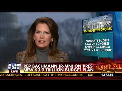 Bachmann: President Obama's budget isn't serious