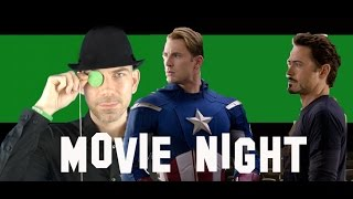 The Avengers Movie Night