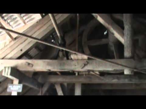 Ручная самодельная мельница